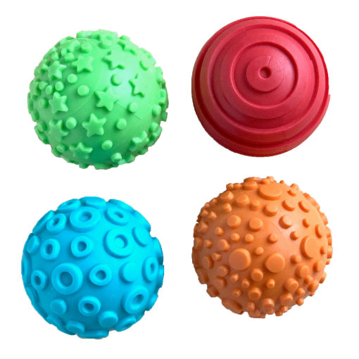 Sensory Dough Spheres