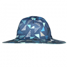 Navy Sails Sun Hat